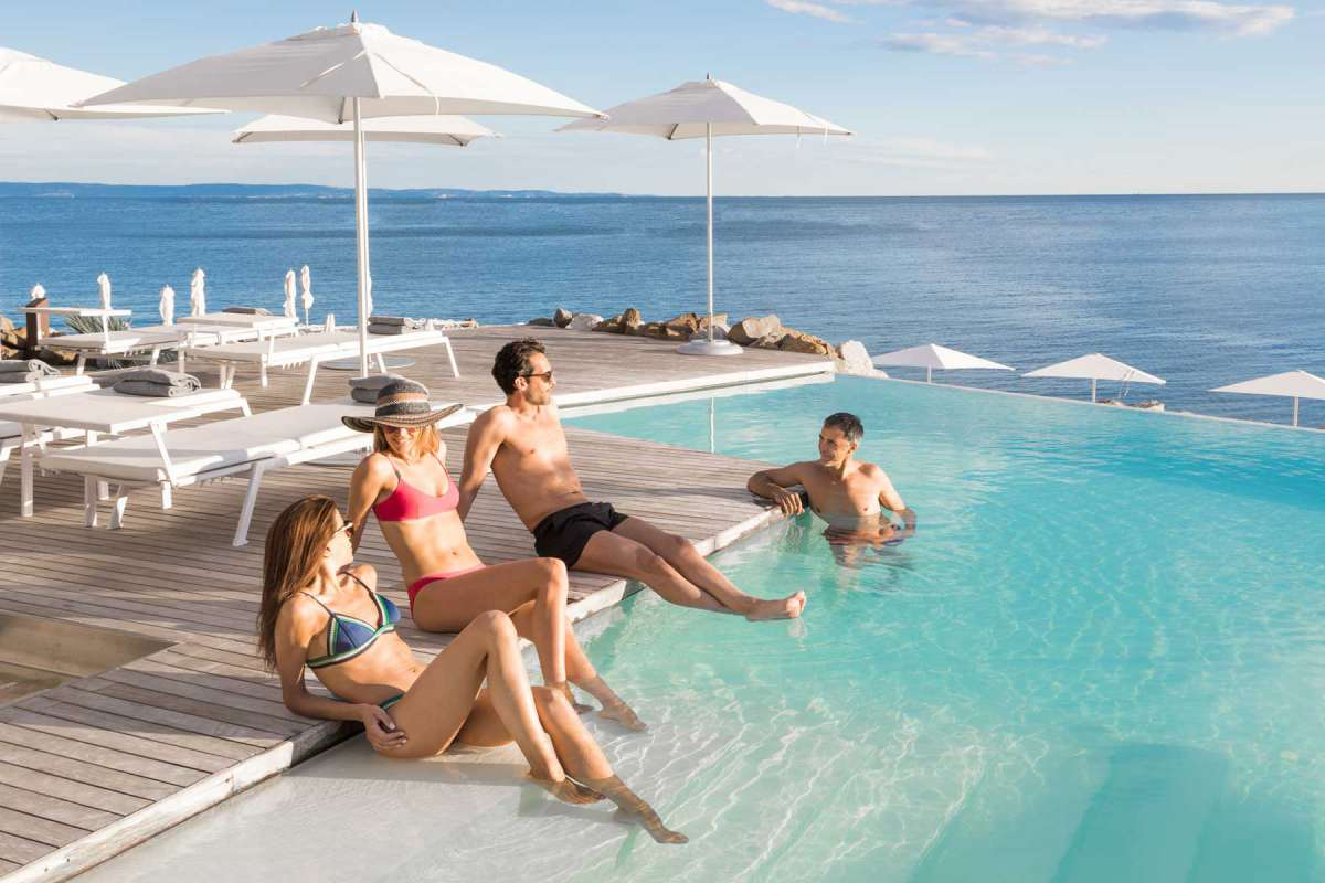 Portopiccolo Falisia Resort & Spa Beach Club Pool