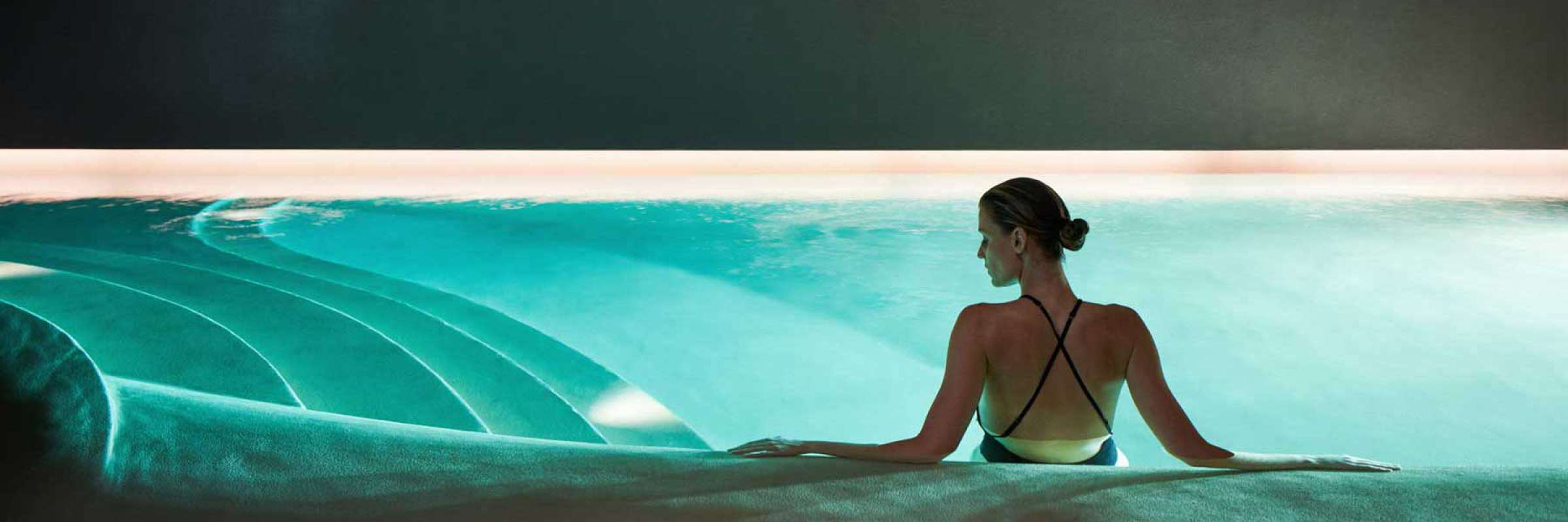 Portopiccolo Spa by Bakel Indoor Pool