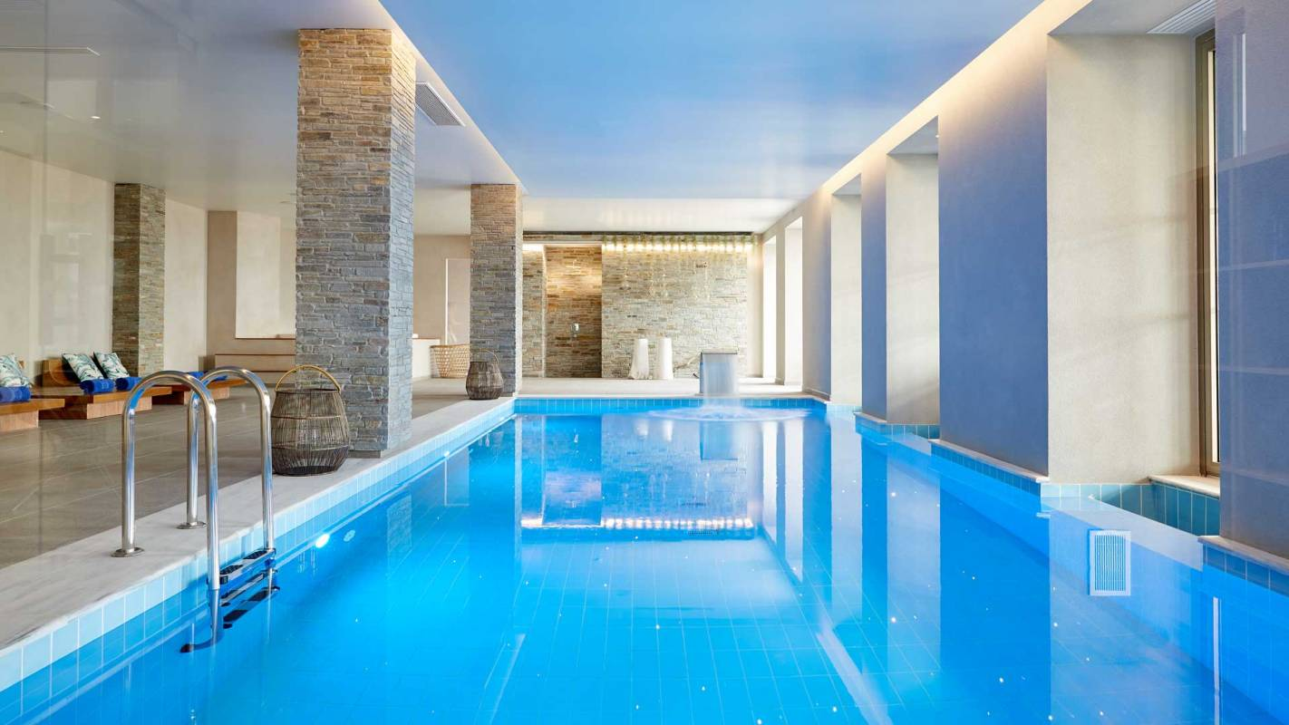 Eagles Villas Halkidiki Indoor Pool