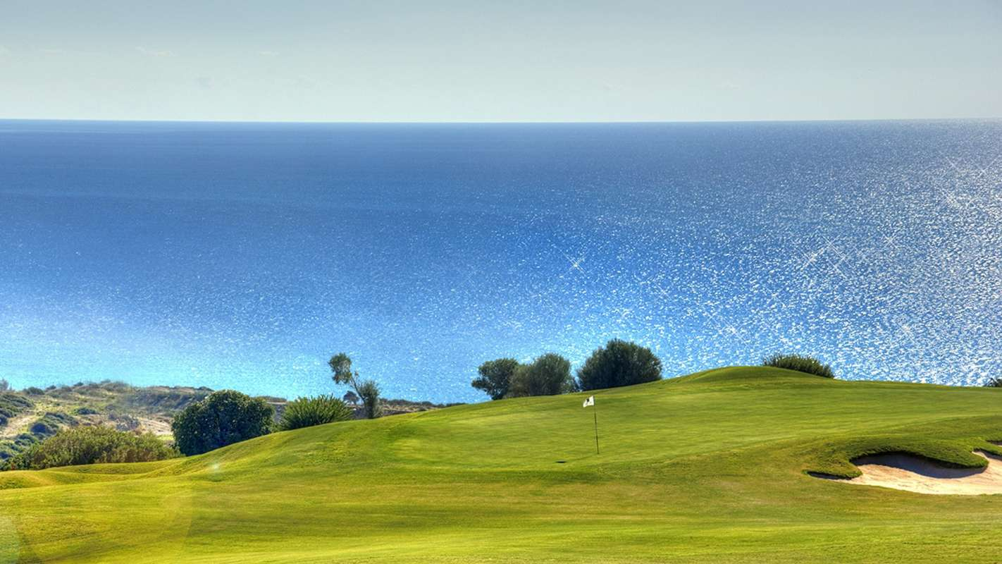 Almyra Golf Seaview